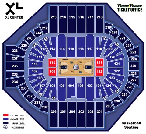 Xl Center Basketball